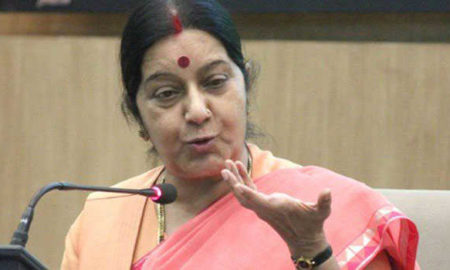 Sushma Swaraj, Indians, Abducted, Iraq, Jail, Terrorism