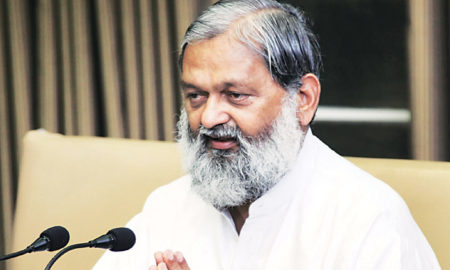 Anil Vij, India, Sports Minister, Haryana, Proud