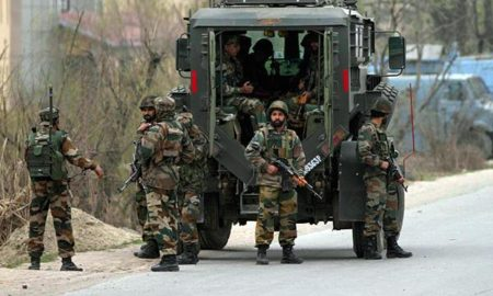 J & K, Terrorists, Killed, Encounter, Solider, Indian Army
