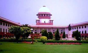 Land Scam, Supreme Court, Punishment, Chief Secretary
