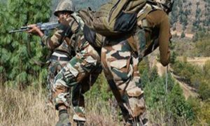 Kashmir, Terrorist, Killed, Encounter, Firing