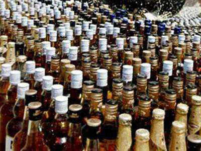 Liquor, Millions, Looted, Crooks, Crime, Rajasthan