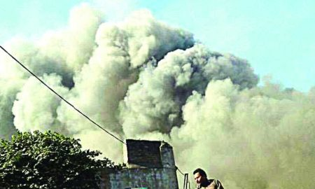 FierceFire, Warehouse, Losing, Punjab, Amritsar