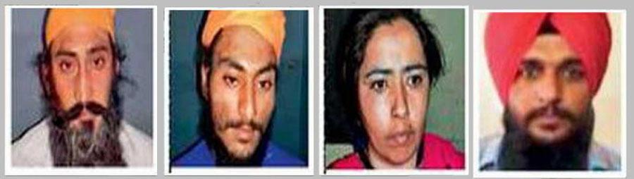 Terrorists, Arrested, Women, Police, Crime