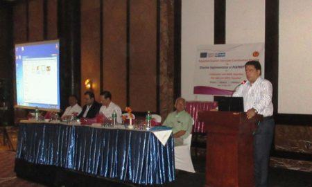 Inter State, Workshop, Organized, Improving, Gender Ratio, Rajasthan