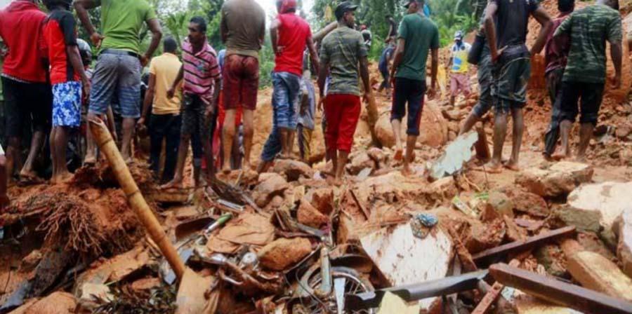 Floods, Sri Lanka, 90Died, Missing, House, Destroyed, PM Narendra Modi