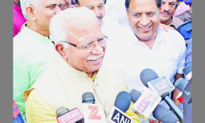 Foreign, Investment, Speed, CM, ML Khattar