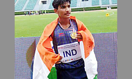 Gold Medal, Thailand, School, Manish, India, Game, Race