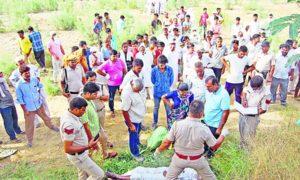 Incident, Village, Bahadurgarh, Villagers, Sensation