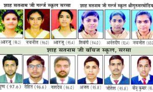 Aarju, District, Topper, 12th, Result, School, CBSE