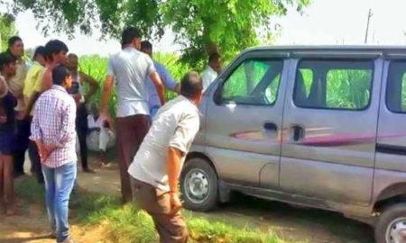 GangRape, Bulandshahar, Highway, Crime, Robbery