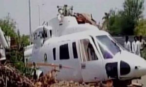 Maharashtra, CM, Helicopter, Crash Landing, Accident, Devendra Fadnavis, Safe