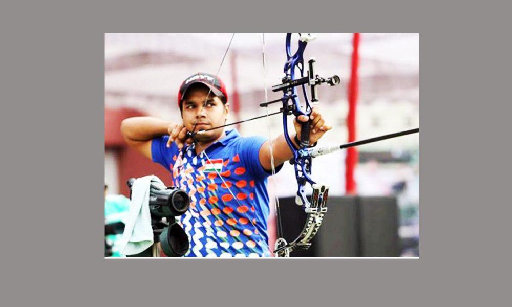 Archery, Abhishek, Honored, Gold Medal