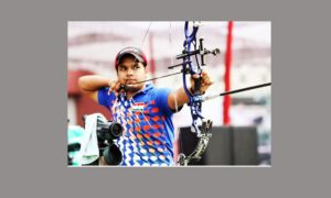 Archery, Abhishek, Honored, Gold Medal