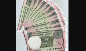 Government, Issue, New Note, Rupee, Design