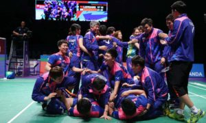 South Korea, Sudirman Cup, Champion, Win, Badminton