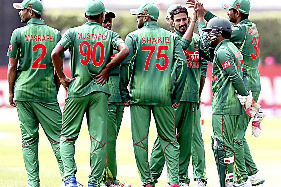 Bangladesh, Beat, New Zealand, Cricket, OneDay, Sports