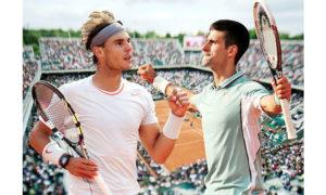 Rafael Nadal, Novak Djokovic, Compete, Semi Finals, Tennis