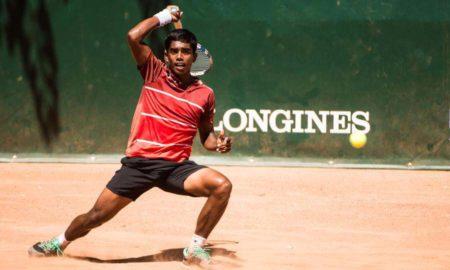French Open Tennis Tournament, Abhimanyu, Wins, Junior Wild Card