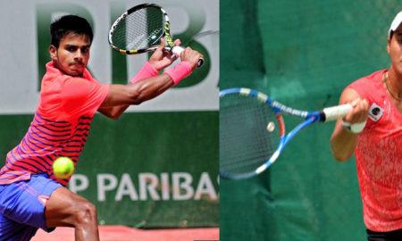 Ankita, Sumit, Missed, Titles, Final, Tennis