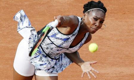 Venus Williams, Second Round, Tennis, Tournament
