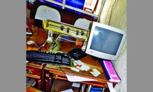 Police, Claim, Protection, Thief, Finance Company, Office