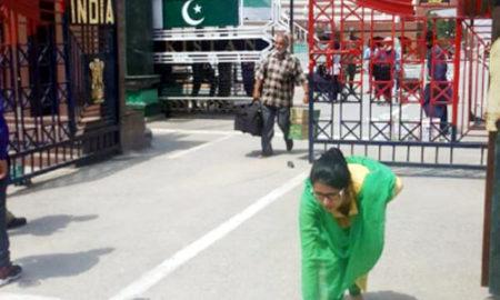 Ujma, Returns, India, Islamabad Court, Thought