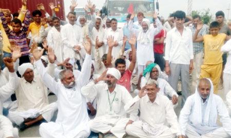 Farmers, Jammed, National Highways, Demands, Haryana
