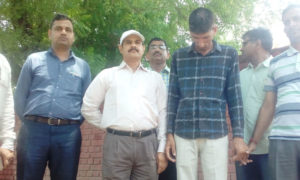 Arrest, Lineman, Bribe, Corruption, Police, Haryana