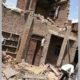 Death, Woman, Falling House, Injured, Haryana