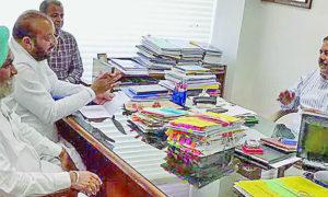 Problem, Office, Amer Singh, Congress, Worker, Punjab