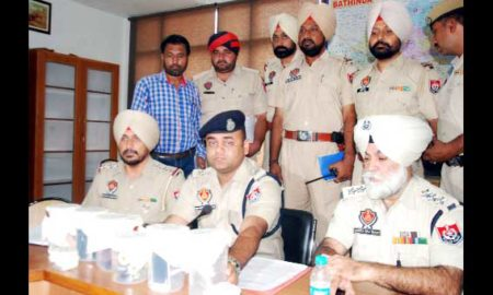 Arrested, Accused, Crime Case, Inquire, Punjab Police