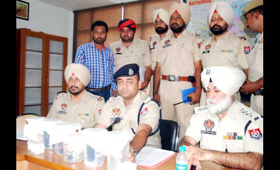 Arrested, Accused, Crime Case, Inquire, Punjab Police