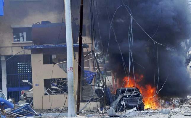 Terrors, Attack, Somalia, Death, Hotel