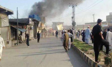Blast, Parachinar, Died, Crime, Panic, Pakistan