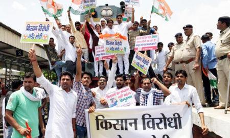 Political, War, Farmers, Death, Train, Strike, Raised, Congress