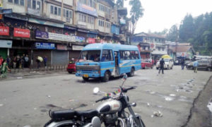 GJM's, Violent, Demonstration, Darjeeling, Strike, Raised