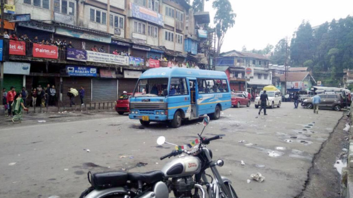 GJM's, Violent, Demonstration, Darjeeling, Strike, Raised