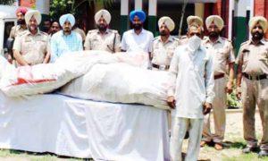 Drugs Smuggler, Arrested, Police, Punjab