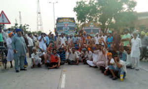 Farmers, Protest, Electricity Board, Union, Punjab Govt