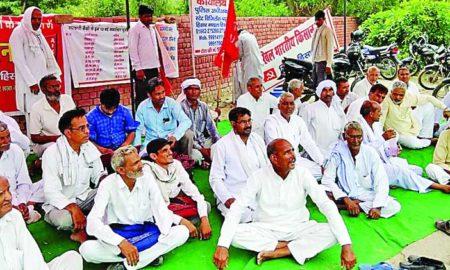 Farmers, Strike, Raised, Govt, Haryana