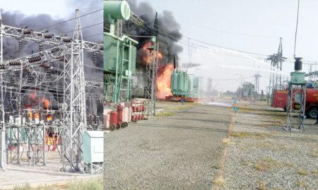 Explosion, Power House, Fire, Blast