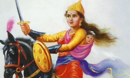 Hindi Article, Jhansi ki Rani, Freedom, Struggle, History