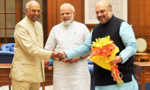 Presidential Election, Nomination, Ramnath Kovind, Narendra Modi, BJP