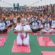 Lucknow, PM, Narendra Modi, Yoga Day, Rain, CM, Yogi Adityanath