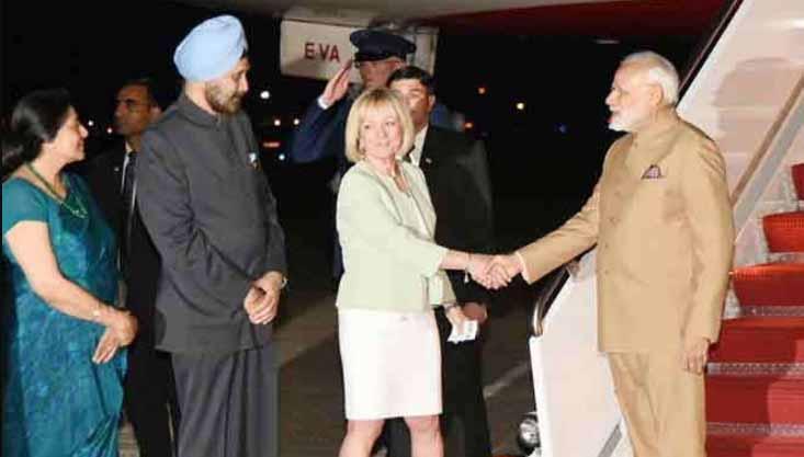 Narendra Modi, Tour, Donald Trump, Meeting, America