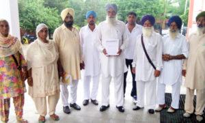 Sandhu Kalan, Panchayat, Submitted, Resignation, Punjab