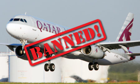Reason, Restrictions, Qatar, Banned