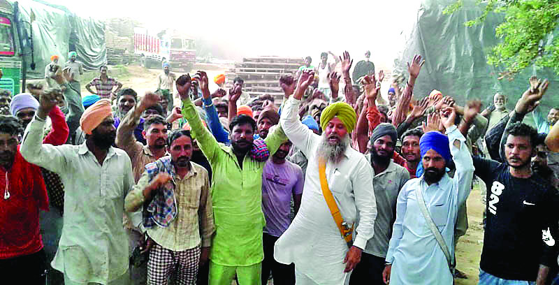 Protested, Pun Sup Department, Raised, Union, Punjab