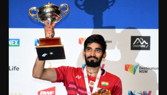 Srikanth Kidambi, Super Series, Badminton, Game